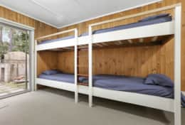 Bunks for all - The River House Gipsy Point - Good House Holiday Rentals