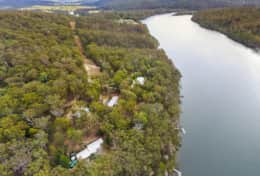 Stunning water paradise - The River House Gipsy Point - Good House Holiday Rentals