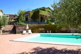 Casa Uliveto, small scale holiday rental