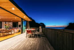 Boatshed Cove Dining and Deck