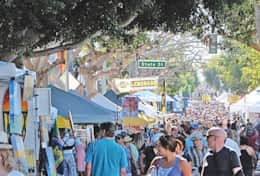 A short walk to the famed Carlsbad Village -- enjoy the famous street fairs