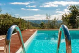 Il Paradiso Assisi, swimming pool