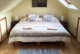 Bedroom - king size or twin beds