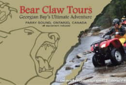 Bear Claw Adventure Tours - Only 20 minutes away!