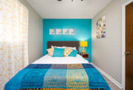Guest Bedroom, with comfortable Queen Bed, so that your family is well rested