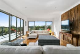 L'Ciabot Rye Big Lounge Room  - Good House Holiday Rentals Mornington Peninsula