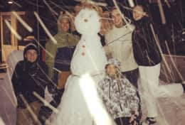Aya Lodge Madarao Snowman