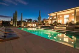 Large ultra exclusive villa for rent in Super Cannes