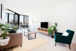 The V By Crown - Beautiful Parramatta 2 Bed Apartment
