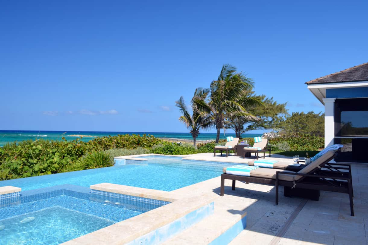 Villa XXI Exuma Pool and Spa