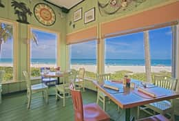 Fine Dining Beach Restaurant