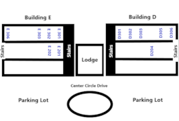 Sowder Condo Unit Layout