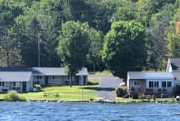 Portage Lake Cabins
