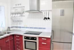 Cocina totalmente equipada - Full equiped kitchen
