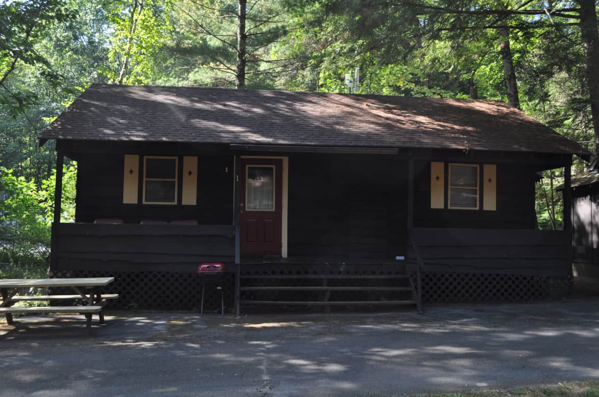 cottage 1 - large 1BR with full porch
