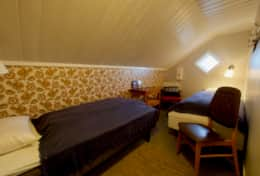 Atlantic View Lofoten bedroom 3