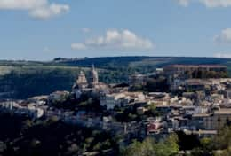 Vista Iblea & Ragusa, seen from across the valley