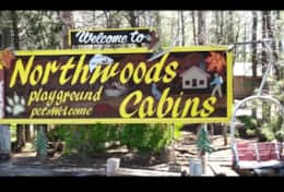 northwoods cabins indoor lodging vacation cabins for rent pinetop, arizona