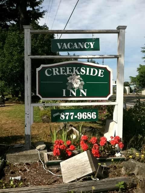 Creekside Inn, Hoodsport, WA