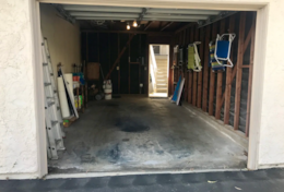 Garage for 1 car