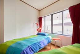 Bedroom best family stays in Tokyo | Tokyo Family Stays|