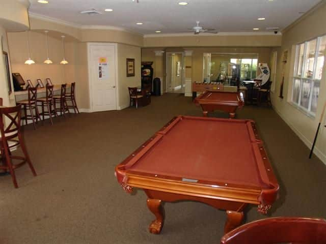 Clubhouse Gameroom