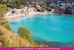 Holiday rental apartment moraira