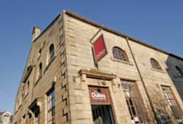 The Dukes Theatre is a cinema, bar & cafe too
