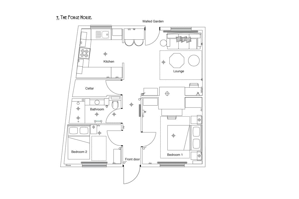 forge house plans