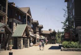 Seasonality doesn't seem to affect Northstar Resort.