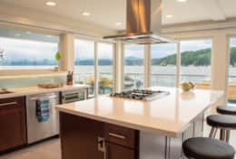 Walls of Glass Hood Canal Vacation Rental