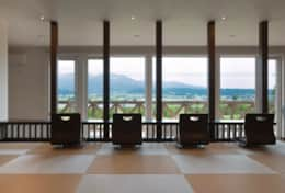 Furano-Lookout - main living dining kitchen (6)