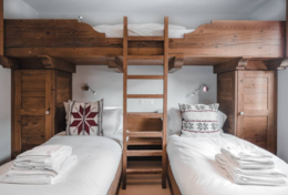 Twin Bedroom with Bunk and En-suite
