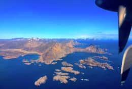Fly to Lofoten