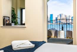 The Waruda - Sydney Harbourfront one bedroom executive property