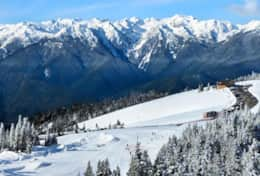 Hurricane Ridge Ski Area