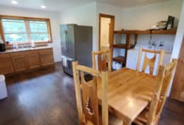 SHARED kitchen area