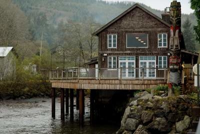 Renfrew pub, near Port Renfrew vacation rental