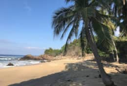 Explore one of our private beaches! (The big beach)