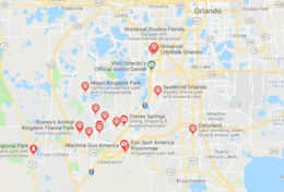 Attractions nearby