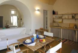 Azzurra - equipped kitchenette - Depressa di Tricase - Salento