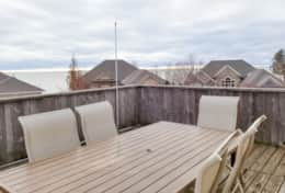 Deck with views!