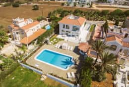Ayia Napa Holiday Villa