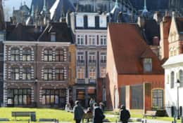 Vieux Lille - Famous district of Lille