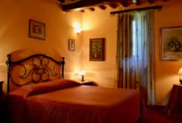 Loggia, double room