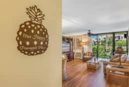 Our happy Pineapple Place ... we hope you make it your happy!
