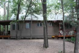 Nothwoods Cabins 4  3bd-2bth 850sf