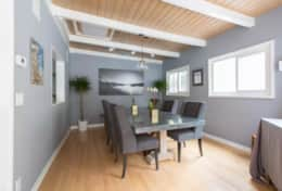Dining room: Dining table, dining chair