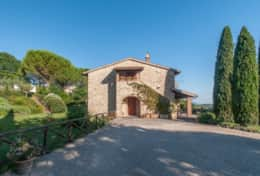 La Camilla, private holiday home in Umbria