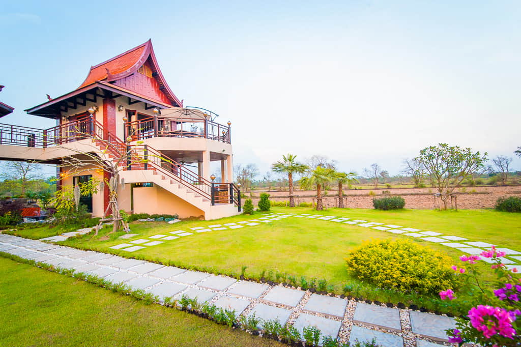 Nakara Villa Udon Thani - Main Building